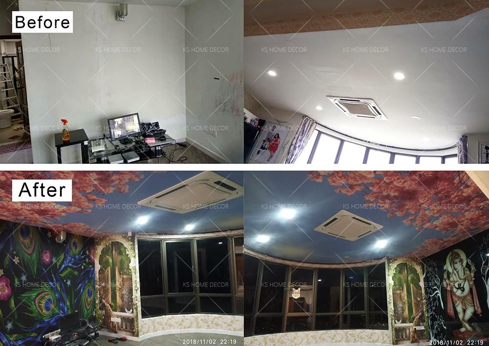Ceiling Wallaper
