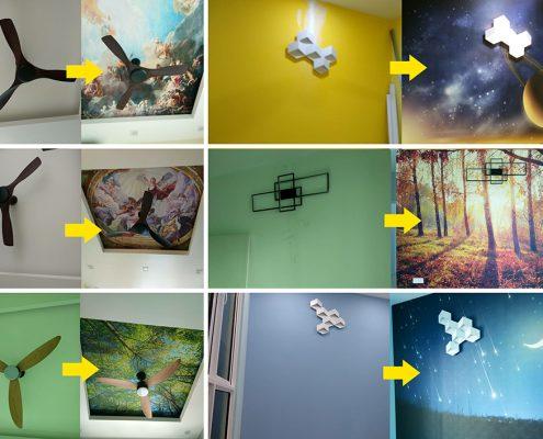 Wallpaper printing