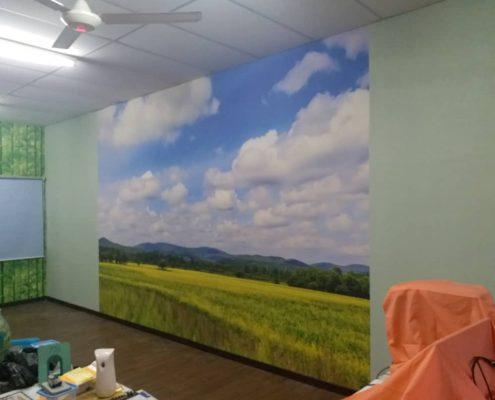 Wallpaper Printing- Perak