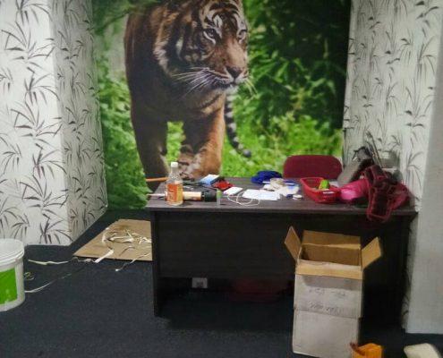 Wallpaper Printing- Sabah