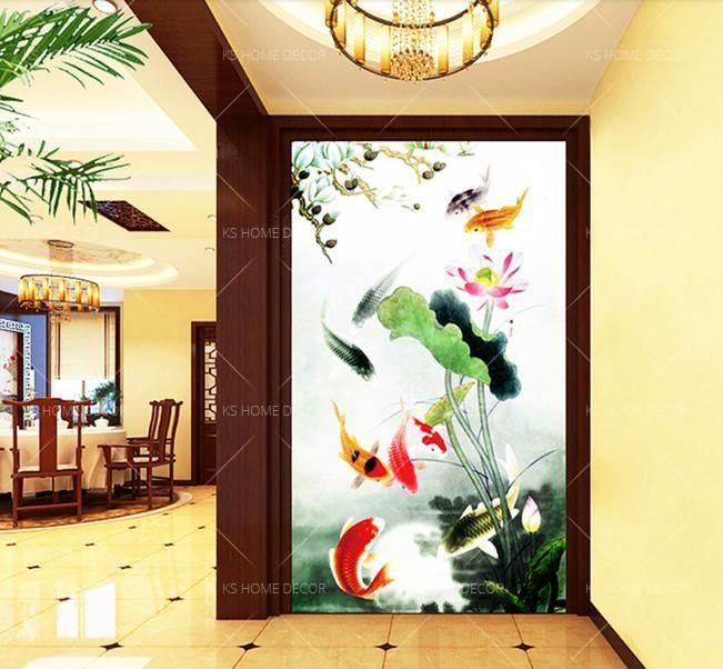 the best feng shui wallpaper ever | customize wallpaper wall sticker