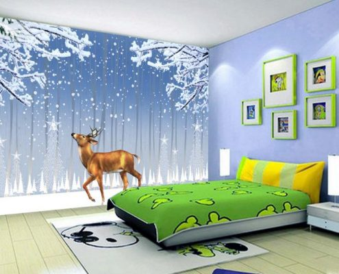 kid wall sticker