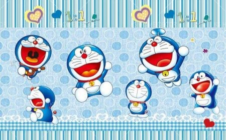 Doraemon cartoon wallpaper