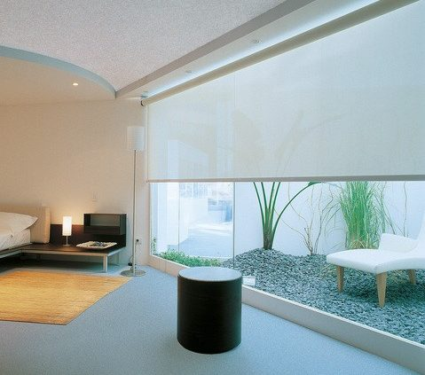 Roller Blind Curtains in Malaysia