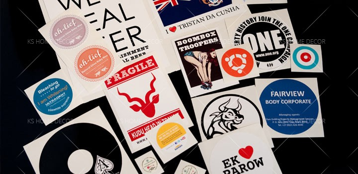stickers printing in Malaysia