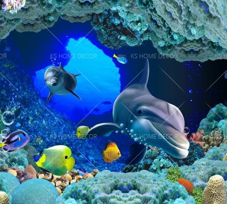 Under Sea Wallpaper