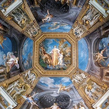 Angel Ceiling Wallpaper Printing
