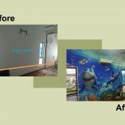 Customized wallpaper printing KL